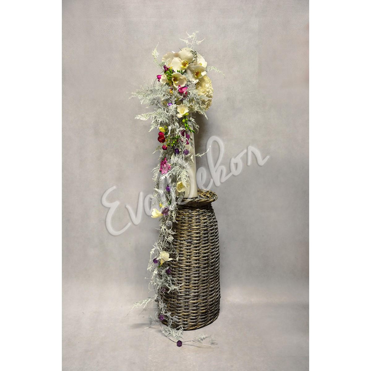 Svatební kytice Zimní extravagance
