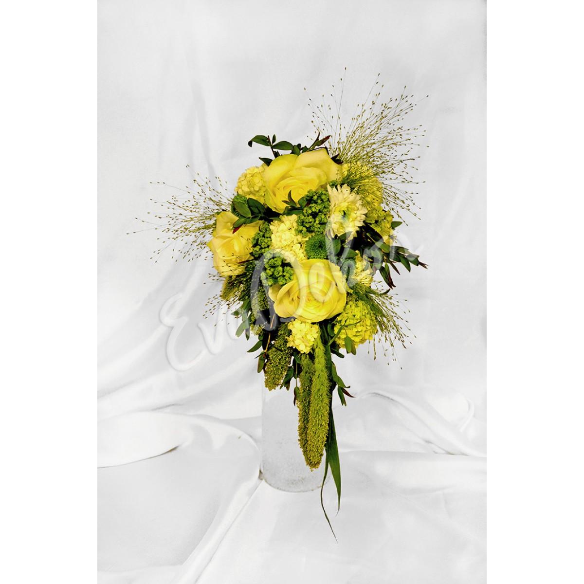 Svatební kytice Čistá duše