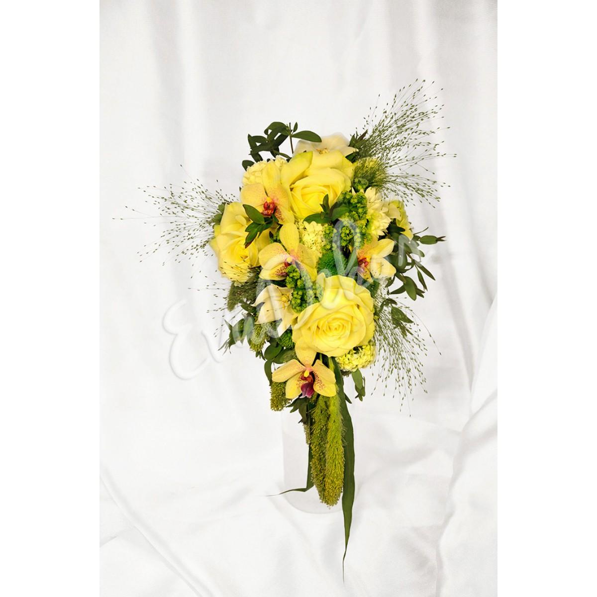 Svatební kytice Smím prosit?