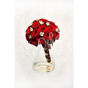 Svatební kytice Touha