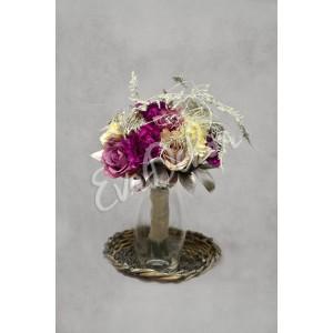 Svatební kytice Zimní políbení