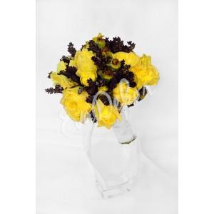 Svatební kytice Taková levandulová