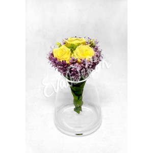 Svatební kytice Něžný hyacint