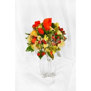 Svatební kytice Letní sen