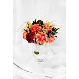 Svatební kytice Jemná nostalgie