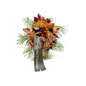 Skořicové chryzantémy
